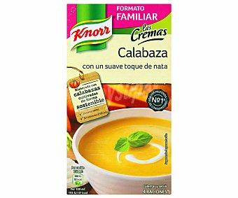 Knorr Crema fina calabaza Brik 1 litro