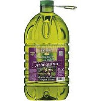 Trujal tudela Aceite de oliva virgen extra Garrafa 3 litros