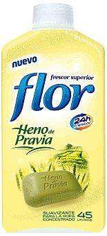 Flor Suavizante concentrado Heno de Pravia Botella 45 dosis