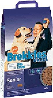 EXCELLENT Comida para perros brekkies senior 4 KGS