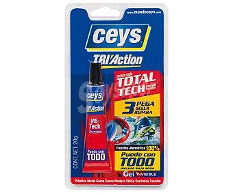 Ceys Sellador adhesivo inmediato e impermeable 20 Gramos