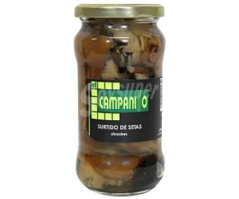 EL CAMPANILLO Surtido de setas silvestres 200 Gramos