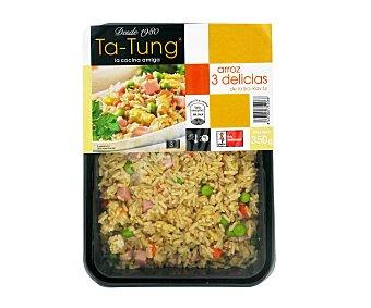 Ta Tung Arroz tres delicias Envase 350 g