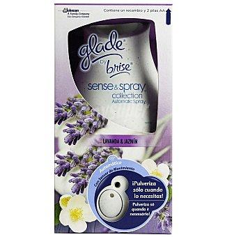 Glade Brise Ambientador aparato Sense & Spray colle Lavanda 1 UNI