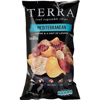 TERRA Mediterranean chips de vegetales  bolsa 110 g