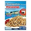 Chanquito enharinado Caja 150 g Pescanova