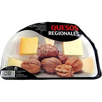 TGT ENTREMONT Tabla de quesos regionales Envase 135 g