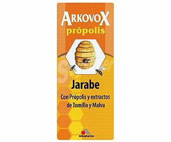 ARKOVOX Jarabe con própolis y extractos de tomillo y malva 150 Mililitros