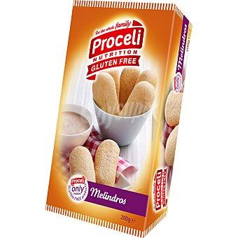Proceli Melindros sin gluten Bandeja 200 g