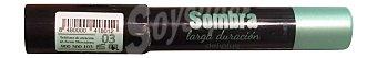 DELIPLUS Sombra de ojos lápiz larga duración Nº 03 verde 1 unidad