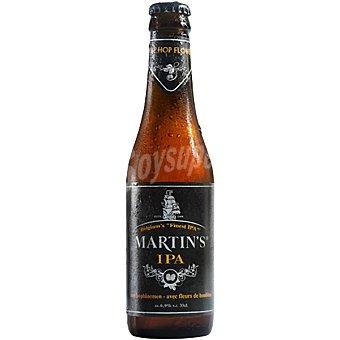 MARTIN'S IPA Cerveza rubia belga Botella 33 cl