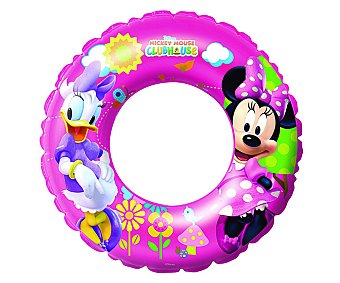 Disney Flotador de Minnie de 56 centímetros, recomendado para niños de 3 a 6 años 1 unidad