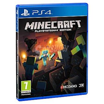 PS4 Minecraft Playstation 4 Edition Para PS4