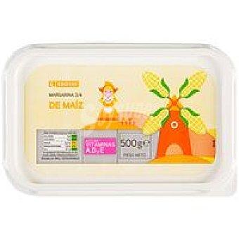 Eroski Margarina de maíz Tarrina 500 g