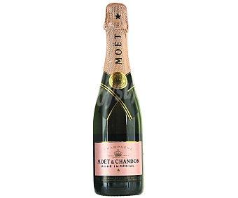 Moët & Chandon Champagne Imperial Rosé Botella 37.5 cl