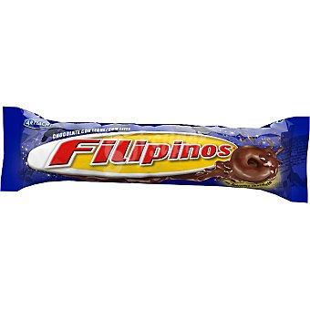 FILIPINOS de ARTIACH Roscos de galleta con chocolate con leche Paquete 135 g