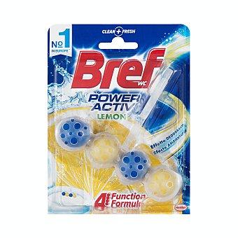 Bref WC Colgador WC poder activo aroma limón Bref 1 ud