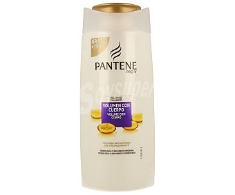 Pantene Pro-v Champú volumen con cuerpo Bote de 675 ml