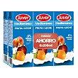 Zumo de fruta + leche Mediterráneo Pack 6x200 ml Juver