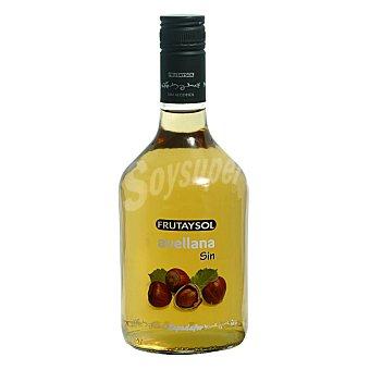 Frutaysol Licor de avellana sin alcohol 75 cl