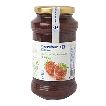 Carrefour Discount Mermelada extra de fresa 650 g.