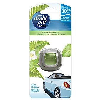 Ambipur Ambientador coche frescor mañana 1 unidad