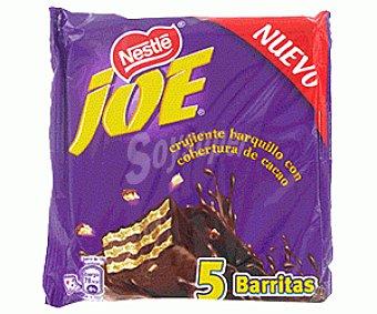 Nestlé Chocolatina Joe Crujiente 5u 80g