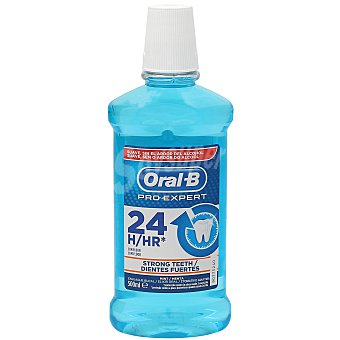 Oral-B Enjuague bucal pro expert Botella 500 ml