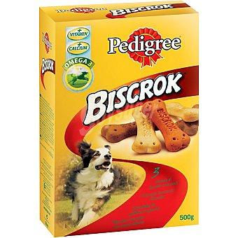 Pedigree Biscrock Caja 500 g