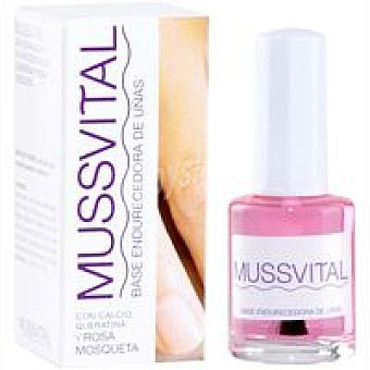Mussvital Base endurecedora de uñas 14 ml