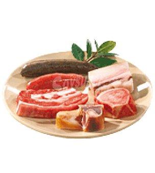 Mafrica Variado de carne para caldo Bandeja de 650.0 g.