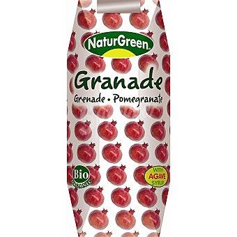 NATURGREEN Granade bebida de granada bio  envase 250 ml