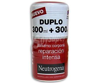 Neutrogena Bálsamo corporal de hidratación intensa para pieles secas o muy secas 300ml