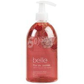 Belle Jabón liquido tocador floral Dosificador 500 ml