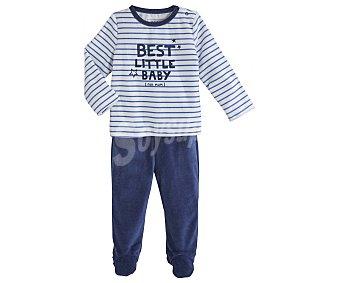 In Extenso Pijama largo interlock para bebé talla 98