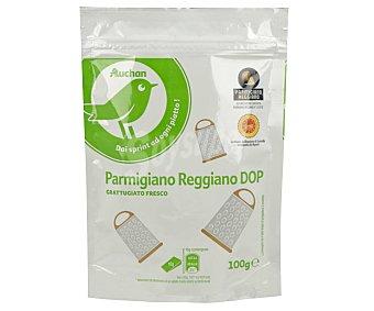 Productos Económicos Alcampo Queso rallado Parmiggiano auchan económico 100 g