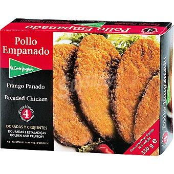 El Corte Inglés Pollo empanado Estuche 330 g