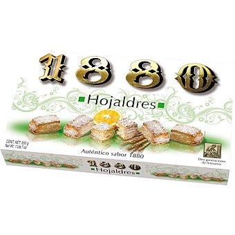 1880 Hojaldres Estuche 650 g