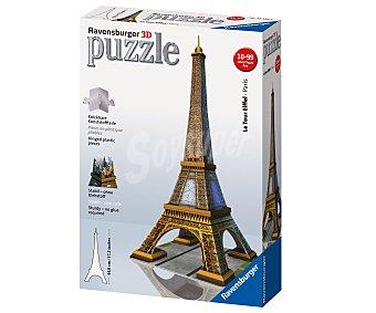 Ravensburger Puzzle 3D, diseño Torre Eiffel (12556 2) 3D