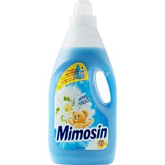 Mimosín Suavizante diluido azul Botella 36 dosis
