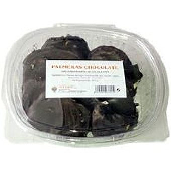 Matxako Palmeritas de chocolate bandeja 440 g