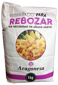 ARAGONESA Harina rebozar Paquete de 1 kg