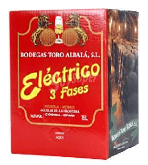 Electrico Vino fino III Fases D.O. Montilla 5 l
