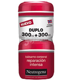 Neutrogena Balsamo ultra nutritivo duplo 600 ml