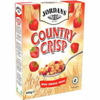Jordans Cereal Country de fresa Paquete 400 g