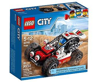 LEGO Juego de construcciones con 81 piezas Buggy, City 60145 1 unidad