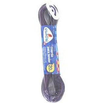 Cuncial Cuerda Tendedero Plástico 20m 1 unidad