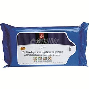 BAYER Sano&Bello Toallitas higiénicas para perros y gatos Paquete 375 g
