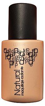 Deliplus Maquillaje fluido natural extra hidratante y antioxidante Nº 03 Tubo de 30 cc
