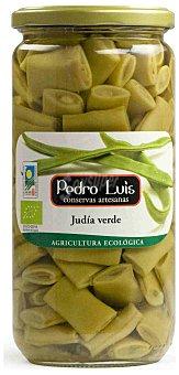 Pedro Luis Judias verdes al natural extra ecologico 360 g
